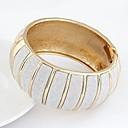 preiswerte Latein Schuhe-Damen Armreife - Retro, Modisch, überdimensional Armbänder Gold / Silber Für Party / Geschenk
