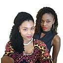 abordables Trenzas-Cabello para trenzas Hermana Locs / Micro Locs Trenzas de pelo de ganchillo Pelo sintético 1 paquete, 80 raíces / paquete Las trenzas de pelo Media Los diseñadores