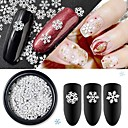 cheap Nail Glitter-1pc Sequins nail art Manicure Pedicure Classic Daily
