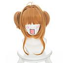זול תחפושות אנימה-פאות קוספליי Cardcaptor Sakura Sakura Kinomodo אנימה פאות קוספליי 35 CM סיבים עמידים לחום בגדי ריקוד נשים