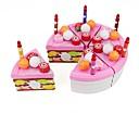 preiswerte Spielküchen & Spiellebensmittel-Tue so als ob du spielst Spielzeuge Kreisförmig Lebensmittel Ausstechform für Kuchen & Plätzchen Kuchen Frucht Essen & Trinken Geburtstag
