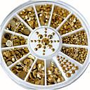 baratos Glitter para Unhas-1 pcs Jóias de Unhas arte de unha Manicure e pedicure Diário Glitters / Metálico / Fashion / Jóias de unha