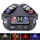 tanie Oświetlenie sceniczne-U'King Oświetlenie LED sceniczne DMX 512 / Master-Slave / Aktywowana Dźwiękiem 60 W na Do domu / Obuwie turystyczne / Impreza