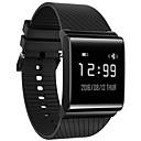 זול שעונים חכמים-Smart צמיד ל iOS / Android מוניטור קצב לב / מודד לחץ דם / מד צעדים / מזכיר הודעות / מזכיר שיחות מד צעדים / מזכיר שיחות / מעקב שינה / תזכורת בישיבה / מצאו את המכשירשלי / Alarm Clock / 200-250