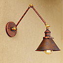 cheap Swing Arm Lights-Retro / Vintage / Country / Traditional / Classic Swing Arm Lights Study Room / Office / Shops / Cafes Metal Wall Light 110-120V /