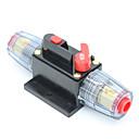 abordables Interruptores para Coche-fusible en línea del fusible de circuito del audio estéreo del coche del cc 12v 40amp rv