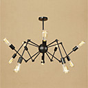 cheap Chandeliers-10-Light Chandelier Ambient Light - Mini Style, 110-120V / 220-240V Bulb Not Included / 20-30㎡ / E26 / E27
