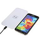 voordelige Mobiele telefoon kabels & Oplader-Draadloze oplader Usb oplader Universeel Draadloze oplader / Qi 1 USB-poort 1 A iPhone 8 Plus / iPhone 8 / S8 Plus
