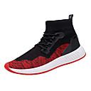 ieftine Foarfece și clești-Bărbați Pantofi PU Primăvară Toamnă Confortabili Adidași de Atletism pentru În aer liber Negru Rosu Verde Negru/Roșu