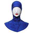 זול תלבושות אתניות ותרבותיות-תחפושות מצריות חיג'אב בגדי ריקוד נשים פסטיבל / חג תלבושות סגול בהיר / חום / כחול אחיד