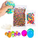 tanie plastelina-Slime Balony na wodę Kula Prosty Zabawne Zabawa Silikonowy Dla dzieci Prezent