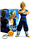 cheap Anime Action Figures-Anime Action Figures Inspired by Dragon Ball Goku PVC(PolyVinyl Chloride) 28.5 cm CM Model Toys Doll Toy