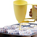 billiga DIY Väggklockor-Bakeware verktyg Plastik Kreativ Köksredskap / GDS (Gör det själv) för bröd / Tårta / Kakor Bakning & Bakelsetillbehör