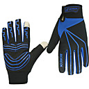 cheap Cycling Pants, Shorts, Tights-Bike Gloves / Cycling Gloves Mountain Bike Gloves Touch Screen Thermal / Warm Windproof Breathable Sports Gloves Winter Fleece Mountain Bike MTB Road Bike Cycling Red Blue Grey for Adults' Outdoor