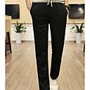 זול מנורות שולחן-בגדי ריקוד גברים פעיל צ'ינו / מכנסי טרנינג מכנסיים אחיד / ספורט
