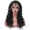 זול כרטיסי זכרון-שיער אנושי חזית תחרה פאה שיער פרואני Body Wave פאה עם שיער תינוקות 120% שיער טבעי בגדי ריקוד נשים קצר / בינוני / ארוך פיאות תחרה משיער אנושי