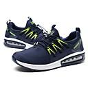 זול מגפי נשים-בגדי ריקוד גברים דמוי עור / טול אביב / חורף נוחות נעלי אתלטיקה שחור / כחול / ריצה