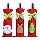 cheap Christmas Decorations-3pcs Christmas Decorations Christmas Storage, Holiday Decorations 36*13