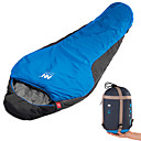 cheap Synthetic Capless Wigs-Naturehike Sleeping Bag Outdoor Single 9 °C Mummy Bag Imitation Silk Cotton Windproof Waterproof Portable Breathable Keep Warm Comfortable for Camping / Hiking Outdoor Fall Winter 220*80 cm Sleeping