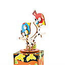 cheap 3D Puzzles-Wooden Puzzle Animal Classical Cartoon Parent-Child Interaction Hand-made Exquisite Kid's Adults' Gift Boys'