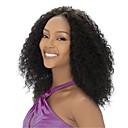 tanie Jeden plecak do włosów-Włosy naturalne Pełna siateczka Peruka Włosy brazylijskie Kinky Curl Peruka 130% Gęstość włosów Damskie Peruki koronkowe z naturalnych włosów