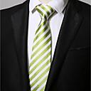 זול אביזרים לגברים-עניבת צווארון - פסים וינטאג' / יום יומי בגדי ריקוד גברים