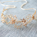 cheap Party Headpieces-Rhinestone / Alloy with Rhinestone 1pc Wedding / Party / Evening Headpiece