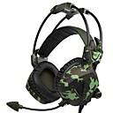 זול Headsets & Headphones-SADES SA-917 רצועת ראש חוטי אוזניות דִינָמִי פלסטי גיימינג אֹזְנִיָה עם מיקרופון אוזניות