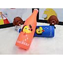 זול נעלי עקב לנשים-אלסטי צעצועים חורקים סאונד (שמע) צעצוע קריקטורה בקבוק אחר חומר עבור חתול כלב