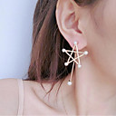 cheap Earrings-Women's Drop Earrings - Fashion, Elegant Gold / Silver For Party / Ceremony