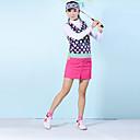 זול בגדי גולף-בגדי ריקוד נשים גולף אפוד עמיד לביש נשימה גולף פעילות חוץ