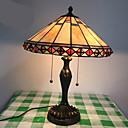 זול מנורות שולחן-מַתַכתִי דקורטיבי מנורת שולחן עבור חדר שינה / חדר אוכל מתכת 220V