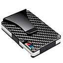 זול מדבקות קיר-0.2 L מחזיקי כרטיס אשראי / חוץ - Mini, דק מאוד חיצוני פעילות חוץ, קמפינג מיקרופייבר פוליאסטר שחור
