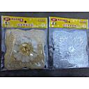 זול מזכרות תחתיות לכוסות-פלסטיק לוליטה מצדדים רכבת - 5 pcs חתיכה / סט חתונה / משפחה כל העונות