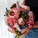 """זול הד פיס למסיבות-פרחי חתונה זרים עיצוב מיוחד לחתונה אחרים חתונה מסיבה\אירוע ערב נשף רקודים חומר 0-10  ס""""מ 0-20 ס""""מ"""