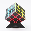 cheap Office Basics-Rubik's Cube z-cube Carbon Fiber Stone Cube 3*3*3 Smooth Speed Cube Magic Cube Puzzle Cube Relieves ADD, ADHD, Anxiety, Autism Office