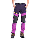 cheap Synthetic Capless Wigs-Women's Hiking Pants Outdoor Waterproof, Rain-Proof, Thermal / Warm Spring / Fall / Winter Terylene, Softshell Pants / Trousers Camping /