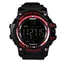 זול שעונים חכמים-V6 EX16 שעוני ספורט Blootooth עמיד במים מוניטור קצב לב מד צעדים חיישן דופק מד צעדים מד פעילות מעקב שינה Alarm Clock / > 480