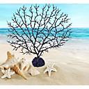 זול בגדים לכלבים-קישוט אקווריום צמחים קישוטים קישוט מלאכותי PVC (Polyvinylchlorid)