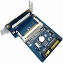 זול מודלים-cf כדי כרטיס מתאם סאטה עם cf סוגר להחליף דיסק קשיח 2.5 sata