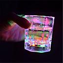 זול סניקרס לגברים-1pc LED לילה אור צבעוני לחצן מופעל Wireless החלפת צבעים
