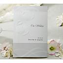 זול מזכרות מחזיקי מפתחות-הזמנות ומעטפות הזמנות לחתונה 20 - כרטיסי הזמנה סגנון קלאסי נייר עם תבליטים מובלט