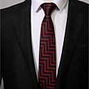 billige Tilbehør til herrer-Herre Kontor / Fritid Slips Stripet