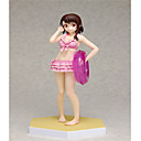 billige Veggklistremerker-Anime Action Figurer Inspirert av Cosplay PVC CM Modell Leker Dukke Herre Dame