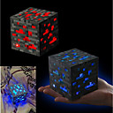 preiswerte Anime & Mangapuppen-Minecraft Night light LED Figure Toys Animes & Manga Romantik Hochwertiger ABS-Kunststoff Jungen Mädchen Spielzeuge Geschenk 1 pcs