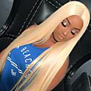 povoljno Perike s ljudskom kosom-Remy kosa Perika s prednjom čipkom bez ljepila Lace Front Perika Kardashian stil Brazilska kosa Ravan kroj Perika 150% Gustoća kose s dječjom kosom Prirodna linija za kosu 100% Djevica Žene Kratko