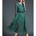 cheap Dance Boots-Women's Basic Sheath Dress - Solid Color