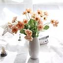 tanie Sztuczny kwiat-Sztuczne Kwiaty 2 Gałąź Fason europejski / Styl pasterski Wieczne kwiaty Bukiety na stół