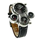 preiswerte Zubehör für GoPro-Oulm Armbanduhren für den Alltag Sportuhr Modeuhr Sender Armbanduhren für den Alltag Weiß / Schwarz / Braun / Japanisch / Japanisch
