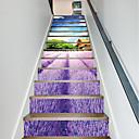 hesapli Video Oyunu Cosplay Perukları-Manzara Çiçek/Botanik Duvar Etiketler Uçak Duvar Çıkartmaları 3D Duvar Çıkartması Dekoratif Duvar Çıkartmaları, Vinil Kağıt Ev dekorasyonu